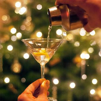 Traditional Christmas Martini