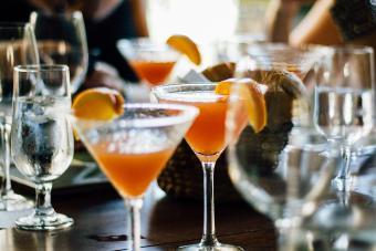 Orange Martini Recipes for a Burst of Freshness