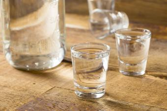 Gin Shots Ready to Drink