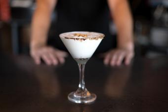 Baileys S'mores Martini