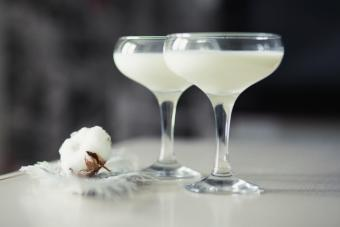 Baileys White Chocolate Martini