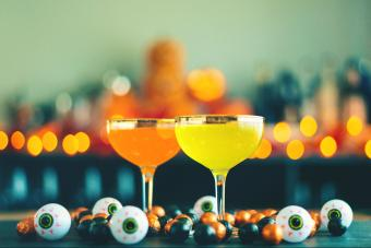 21 Wickedly Delicious Halloween Cocktail Ideas