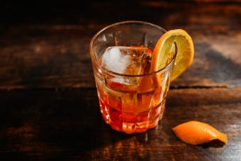 Almond Old Fashioned
