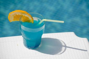 Blue Curaçao, Coconut and Rum: Drinks That Are Rich in Flavor