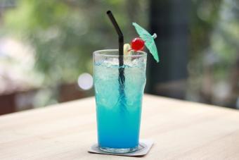 Fruity Blue Hawaiian