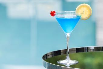 Ocean Wave Martini
