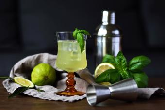 Basil Martini Recipe and Variations for a Sophisticated Taste