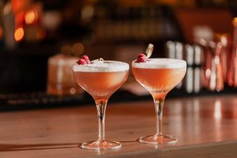 French Martini With Chambord and Champagne: Simple Recipes