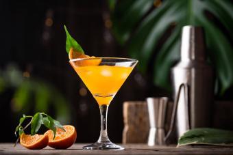 Orange French Martini