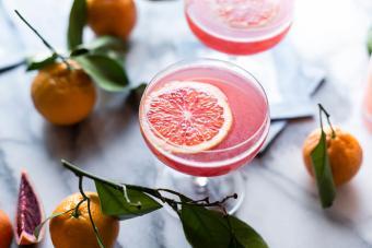 Citrus Garden French Martini
