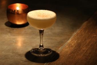 Baileys Vanilla Martini