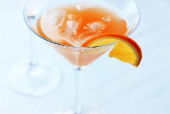 Baileys Orange Martini