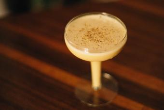 Nutty Baileys Martini
