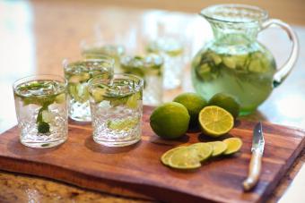 Three Gallon Margarita Mix: Recipe for a Sweet Season
