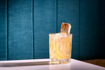 Honey and lemon Cocktail