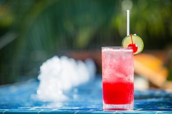 Cherry Summer Cocktail