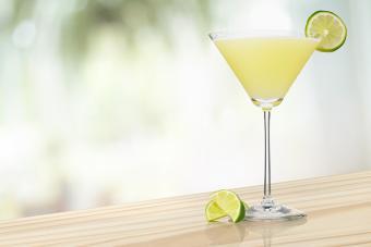 Limoncello Midori Martini