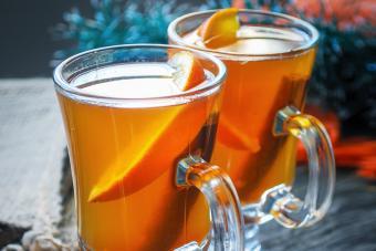 Holiday Non Alcoholic Wassail Recipe