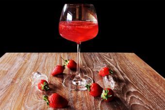 Loaded Strawberry Daiquiri
