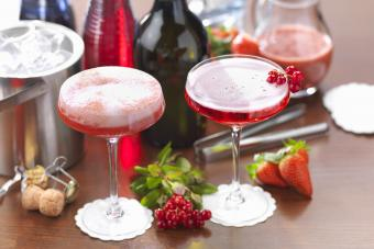 Making Martinis With Currant Vodka: Delicious Recipes