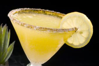 Currant Lemon Drop Martini