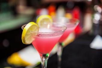 Scarlet Martini