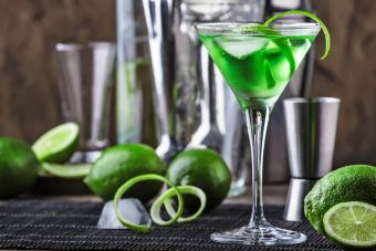 Honeydew Martini: Midori Cocktail Recipes