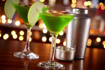 Classic Apple Martini