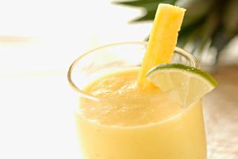 Fuzzy Pineapple Slush