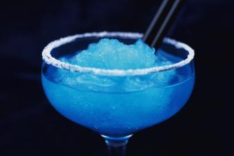 Fuzzy Blue Navel