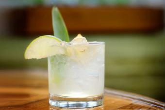 Tropical Vodka Limeade Highball
