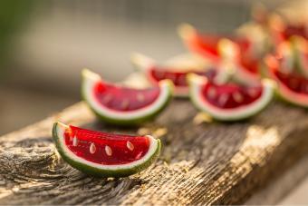 Watermelon Jello Shot