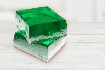 Green Apple Jello Shot