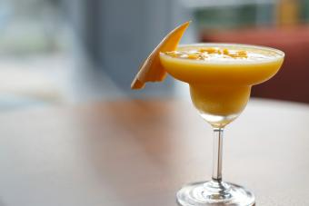 Mango Martini Cocktail