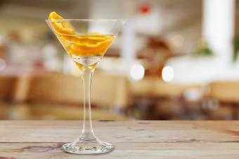 Mango Vodka Martini