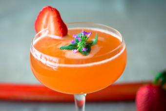 Strawberry Sparkler