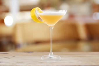 Starry Martini