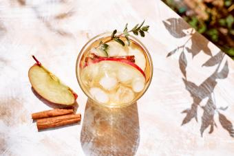 Apple Cocktail
