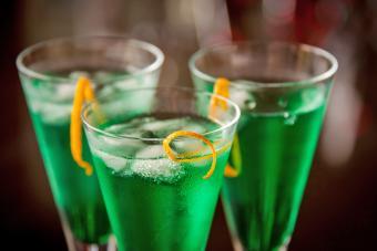 Green Sparkler