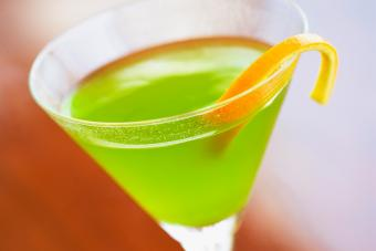 Green Pineappletini