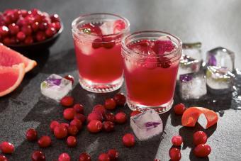 Cranberry Citrus Fizz