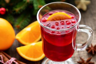 Mulled Cranberry