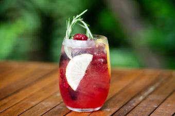 Cranberry Scary Punch