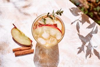 Spiced Apple Cider Punch
