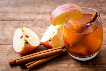 Old-Fashioned Apple