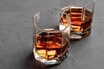 four horsemen in a boat alcohol beverage drink
