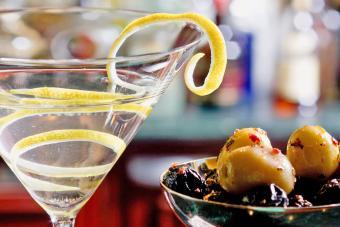 Martini, Vesper Martini: The Famous Bond Cocktail Recipe