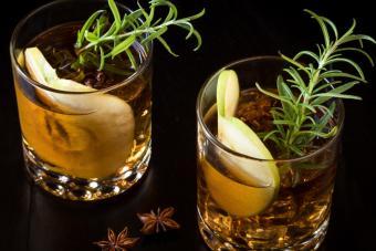 Herbed Bourbon