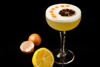 Not Your Grandma's Whiskey Sour