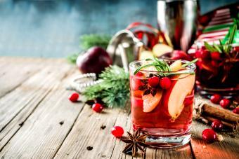 Nonalcoholic Drinks for Thanksgiving Dinner